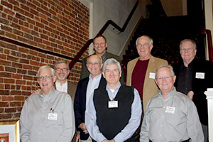 R. Seabolt, K. Wiegand, J. Hitt, S. Isreal (top), A. Pitts, C. Carlock, T. Wasson and Billy Fowler - 17 Jan 09