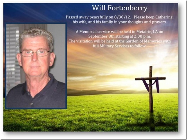 Will Fortenberry
